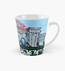Union Station in Denver - painting  Tall Mug