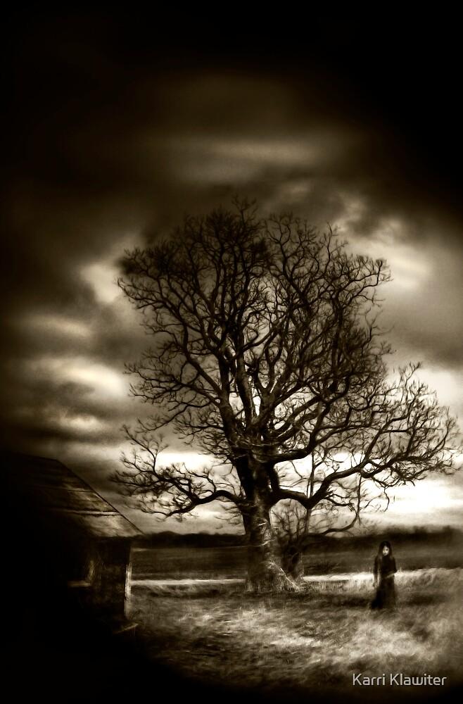 Lost by Karri Klawiter