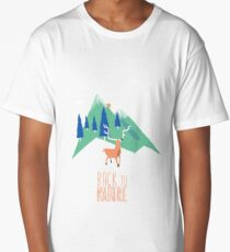 Back to nature T-shirt long
