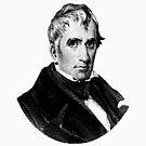 President William Henry Harrison Graphic by warishellstore