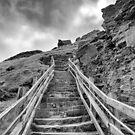 Stone Steps by Shirasaya