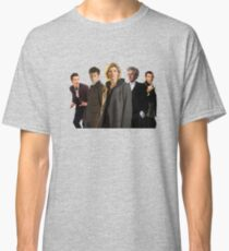 Doctor Who The 13th Doctor (including other modern Doctors) Classic T-Shirt