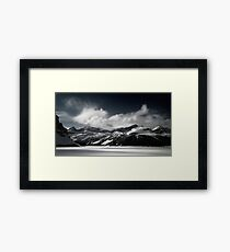 Lose Yourself Framed Print