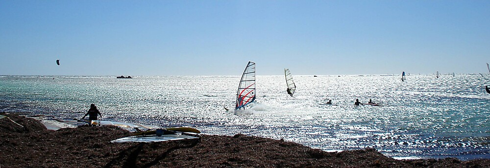windsurfing comp by yellowcar9