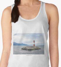 Les Éclaireurs Lighthouse,Ushuaia Women's Tank Top