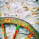 Sicilian Wheel by Silvia Ganora