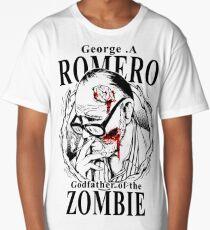 George Romero Long T-Shirt