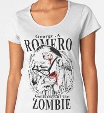 George Romero Women's Premium T-Shirt