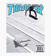 Thrasher Magazine - Andrew Reynols Wallenberg Cover Photographic Print