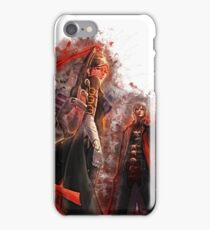 Dante 2 - Devil May Cry iPhone Case/Skin