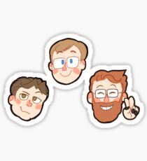 mcelroy brothers stickers Sticker