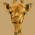 Vintage Giraffe by InkedDesigns