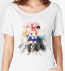 Natsu Gray & Erza - Fairy Tail Women's Relaxed Fit T-Shirt