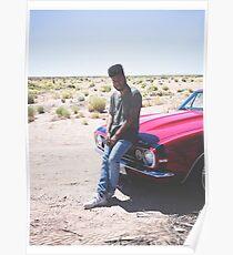 Khalid Robinson Poster