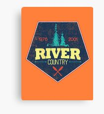 River Country. It used to exist. Canvas Print