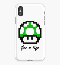 Extra life iPhone Case/Skin