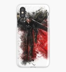 Guts - Berserk iPhone Case/Skin