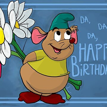 Da, da, da...Happy Birthday!  by GenoArt