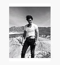 KJ Apa - actor Photographic Print