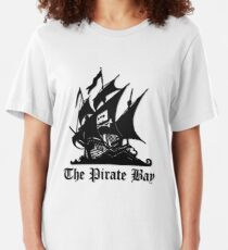 The Pirate Bay Slim Fit T-Shirt