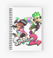 Splatoon 2 Spiral Notebook
