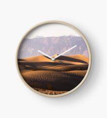 Hot Dune Clock