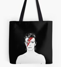 David Bowie Tribute Tote Bag