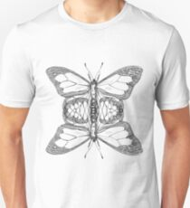 Double-fly Unisex T-Shirt