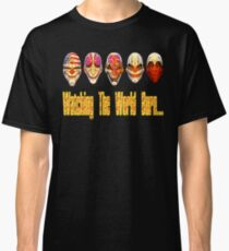 Watching the world burn Classic T-Shirt