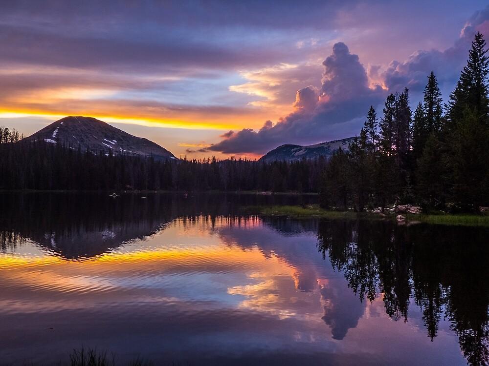 A Reflection of Heaven by Robert C Richmond