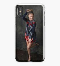 Sarah Hyland iPhone Case/Skin