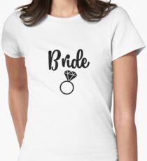 Bride Diamond Ring T shirt T-Shirt
