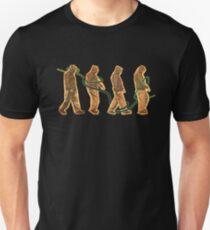 Walk .//glow Unisex T-Shirt
