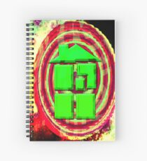 The SS Homestuck Spiral Notebook