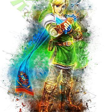Enlace - Zelda de puck4001