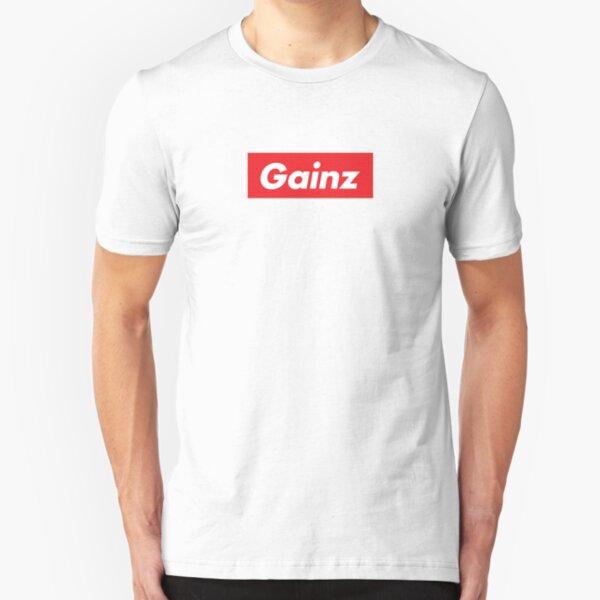 Gainz Supreme Slim Fit T-Shirt