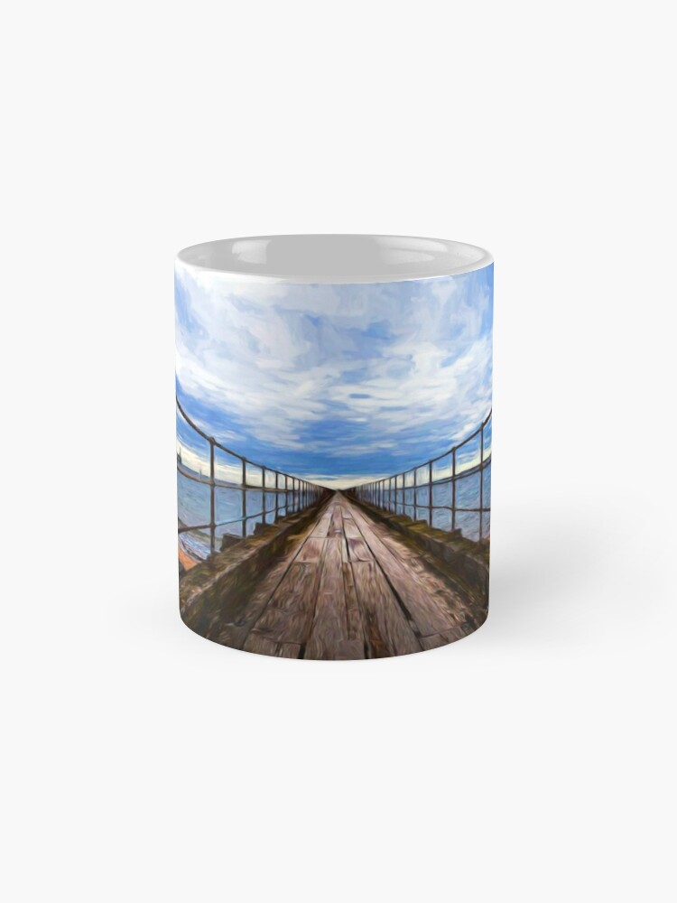 Alternate view of Artistic Perspective Mugs