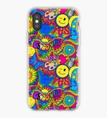 Hippie Vibes iPhone Case