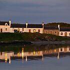Islay: Port Ellen erleuchtet von Kasia-D