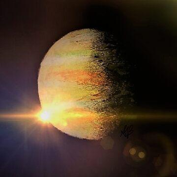 Jupiter by sketchypageshaf