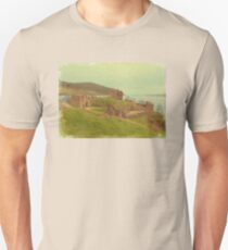 Urqhart Castle in Loch Ness T-Shirt