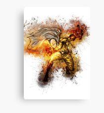 Saitama - One Punch Man Canvas Print