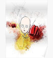 Saitama 2 - One Punch Man Poster