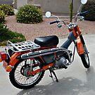 Honda Trail CT 90 by Stormygirl