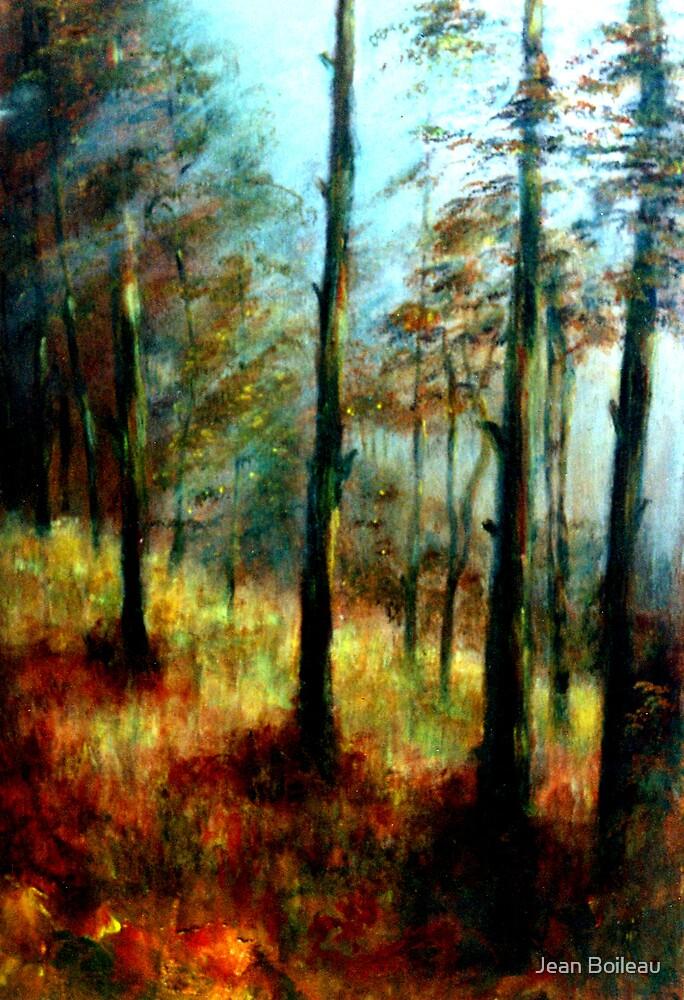 The Wood by Jean Boileau