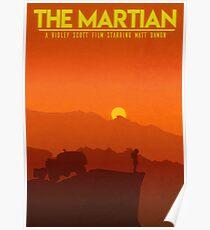 Marsmensch Poster