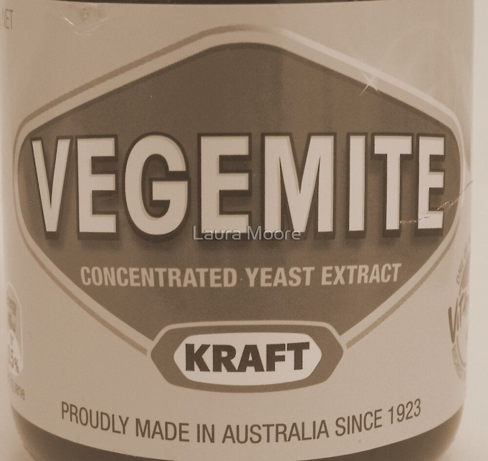 Still A Vegemite Kid by Laura Moore