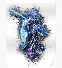 Sephiroth - Final Fantasy VII Poster