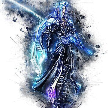 Sephiroth - Final Fantasy VII de puck4001