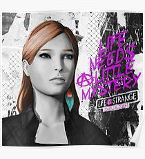 Rachel Amber - Before the Storm - Life is Strange 1.5 Poster